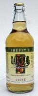 Sheppy's Oakwood Supreme Cider (Bottle)