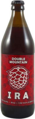 Double Mountain IRA (India Red Ale) - India Pale Ale (IPA)