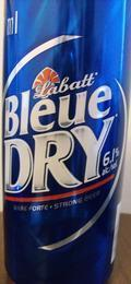 Labatt Blue Dry 6.1 % - Imperial Pils/Strong Pale Lager