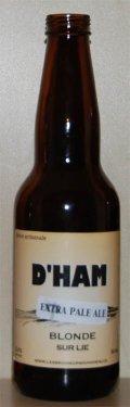 Les Brasseurs du Hameau dHam Sud (Blonde Extra Pale Ale)
