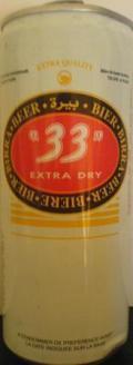 33 Extra Dry