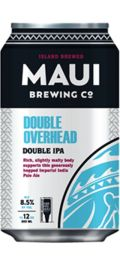 Maui Brewing Double Overhead IPA