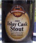 �lfabrikken Islay Cask Stout