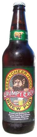 Grumpy Troll Curly Scotch Ale - Scotch Ale