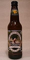 Grand Teton Au Naturale (Organic Blonde Ale)