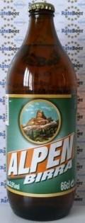 Alpen Birra - Pale Lager