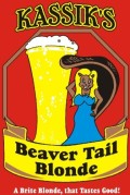 Kassiks Beaver Tail Blonde Ale