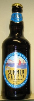 Gales Summer Breeze - Golden Ale/Blond Ale