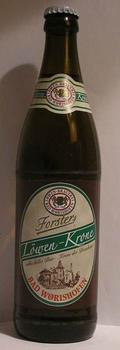 Bad W�rishofer L�wenbr�u Forsters L�wen-Krone