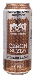 Moat Mountain Czech Style Pilsner Lager