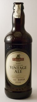 Fuller�s Vintage Ale 2007