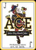 Ace Joker Dry Hard Cider