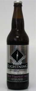 Lightning Old Tempest Ale
