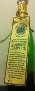 Bullfrog Bourbon Tripel - Abbey Tripel