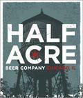 Half Acre Lager - Dortmunder/Helles