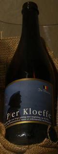 Gouden Pier Kloeffe - Belgian Strong Ale