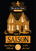 Black Oak Summer Saison