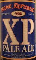 Bear Republic XP Pale Ale - American Pale Ale