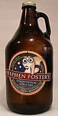 Stephen Fosters Traditional Wheat Beer - German Hefeweizen