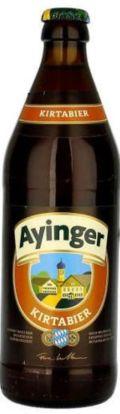 Ayinger Kirtabier (Autumn Beer) - Oktoberfest/M�rzen