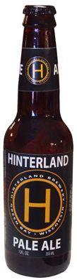 Hinterland Pale Ale - English Pale Ale