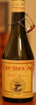North Coast Old Stock Cellar Reserve (Brandy Barrel)