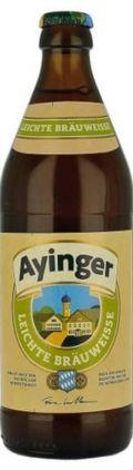 Ayinger Leichte Br�u-Weisse