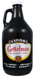 Gettelman $1000 Beer