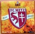 Amos Brassin Sp�cial FC Metz - Belgian Ale