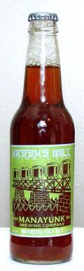 Manayunk Krook�s Mill
