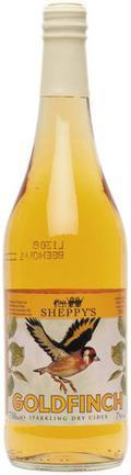 Sheppy�s Goldfinch Cider (Bottle)