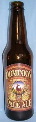 Dominion Pale Ale