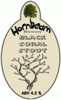Hornbeam Black Coral Stout - Stout