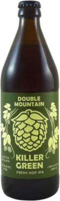 Double Mountain Killer Green - India Pale Ale (IPA)