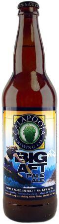 Calapooia Big Aft Pale Ale