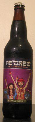 He�Brew Messiah Stout