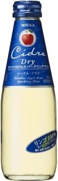 Nikka Cidre Dry - Cider