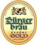 Bürgerbräu Bayreuth Export Gold