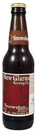 New Glarus Snowshoe Ale