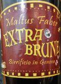 Maltus Faber Extra Brune