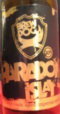 BrewDog Paradox Islay (Batch 009)