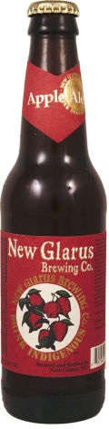 New Glarus Thumbprint Series Apple Ale
