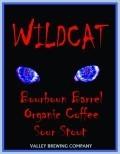 Valley Brew WildCat Bourbon Barrel Sour Stout - Sour/Wild Ale