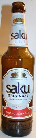 Saku Originaal Non Alcoholic Beer
