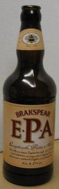 Brakspear EPA  (English Pale Ale)(Bottle)