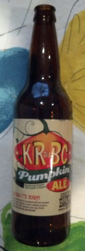 Kern River Pumpkin Ale - Spice/Herb/Vegetable