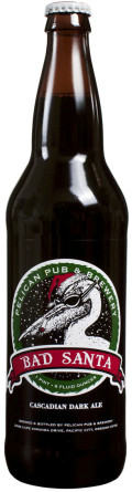 Pelican Bad Santa  - Black IPA