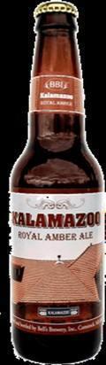 Kalamazoo Royal Amber Ale