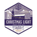 Swannay Christmas Light
