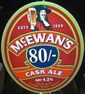 McEwan�s 80 Shilling (Cask)